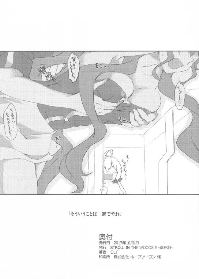 【エロ同人誌 戦姫絶唱シンフォギア】どっちの防人が好きですか?【無料 エロ漫画】 (13)