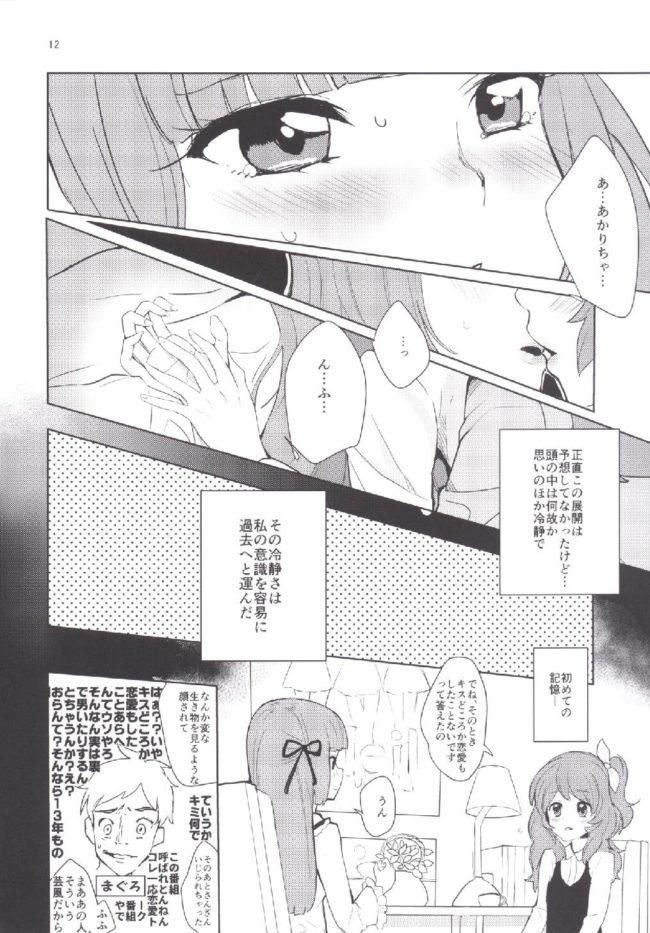 【エロ同人誌 アイカツ!】Still in love【うごくな薬局θ エロ漫画】 (12)